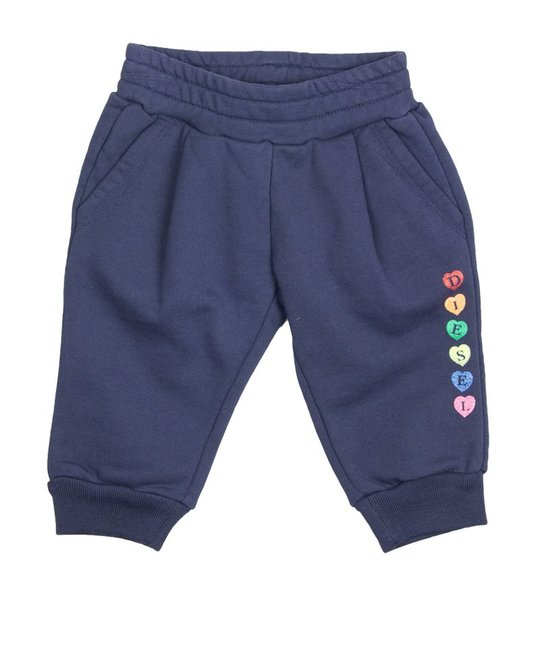 DIESEL DIESEL BABY GIRLS JOGGING PANTS