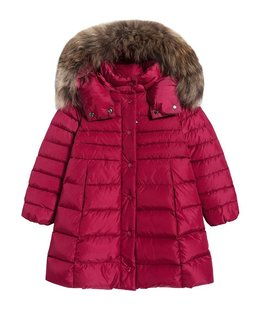 MONCLER GIRLS NEW NESTE JACKET
