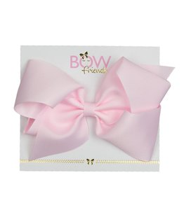 BOW FRIENDS SOFT PINK HAIR BOW