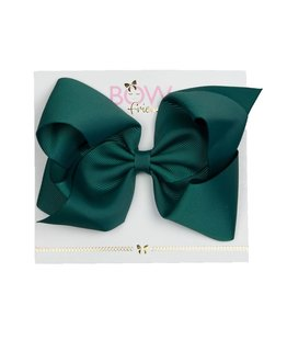 BOW FRIENDS GREEN HAIR BOW