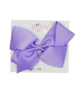 BOW FRIENDS PURPLE HAIR BOW