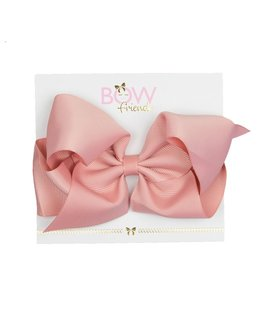 BOW FRIENDS BLUSH HAIR BOW