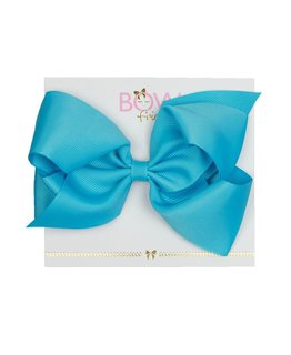 BOW FRIENDS TURQUOISE HAIR BOW