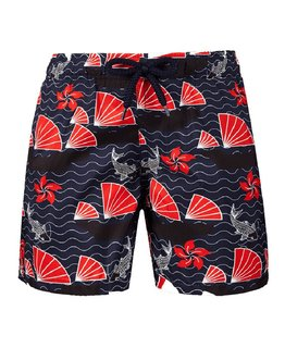 VILEBREQUIN HONG KONG SWIM SHORTS