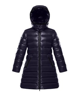 MONCLER GIRLS MOKA JACKET