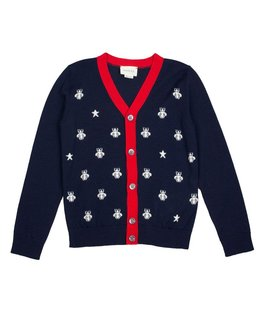 GUCCI BABY BOYS CARDIGAN