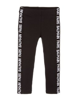 BALMAIN GIRLS LEGGINGS