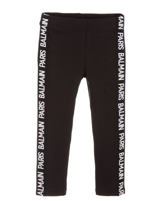 BALMAIN BALMAIN GIRLS LEGGINGS