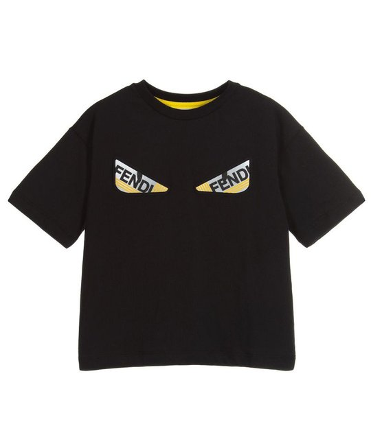 FENDI FENDI BOYS TEE SHIRT