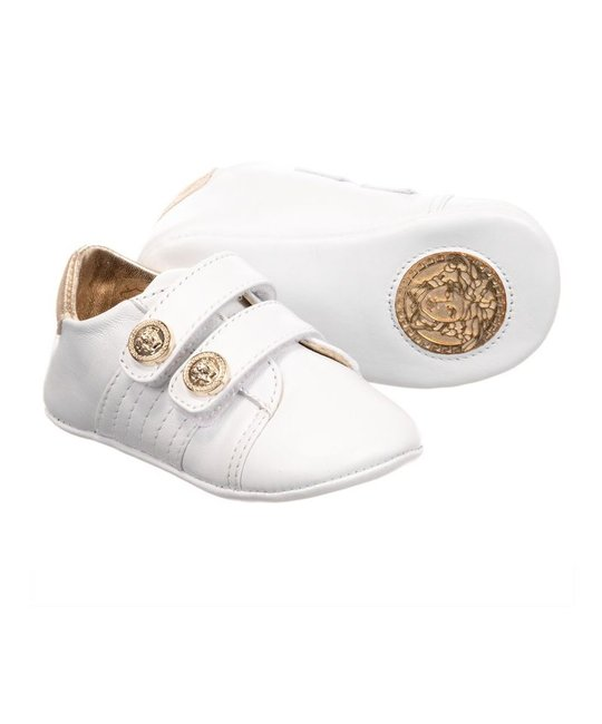 YOUNG VERSACE YOUNG VERSACE BABY BOYS SNEAKERS