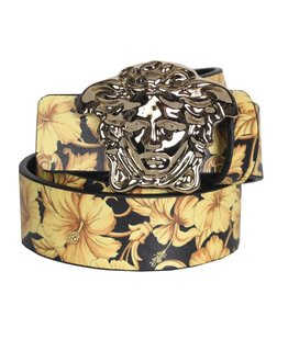 YOUNG VERSACE REVERSIBLE UNISEX BELT
