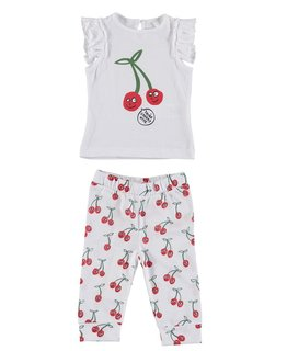 STELLA MCCARTNEY KIDS BABY GIRLS TOP & LEGGING SET