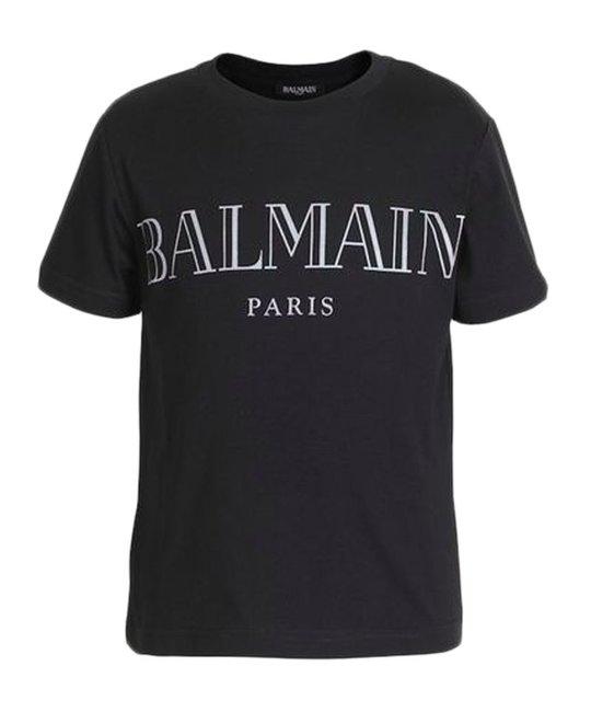 BALMAIN BALMAIN UNISEX TEE SHIRT