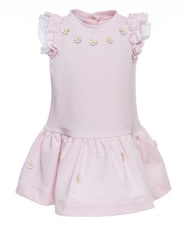 MONNALISA BABY GIRLS DRESS