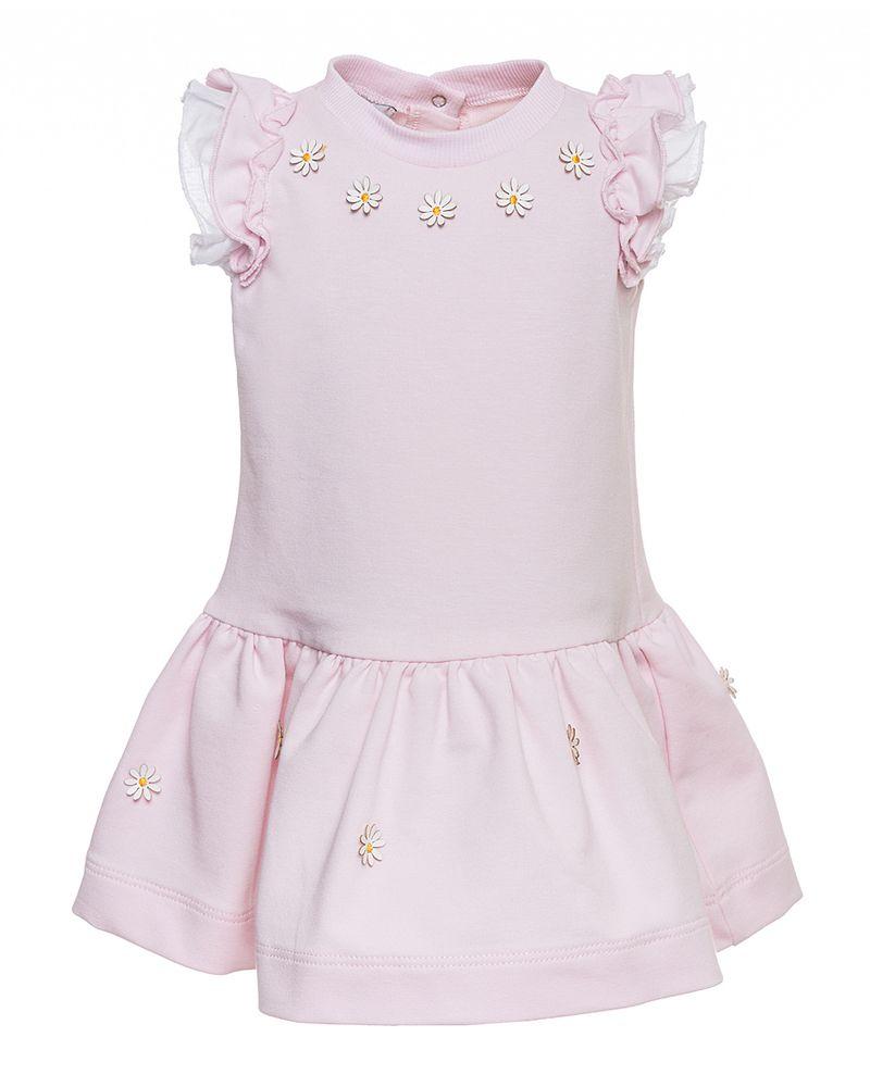 5e82a5a90a1 MONNALISA MONNALISA BABY GIRLS DRESS - Designer Kids Wear