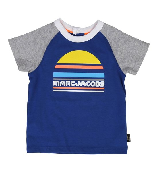 LITTLE MARC JACOBS LITTLE MARC JACOBS BABY BOYS TEE SHIRT