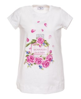 MONNALISA GIRLS TEE SHIRT