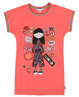 LITTLE MARC JACOBS GIRLS DRESS