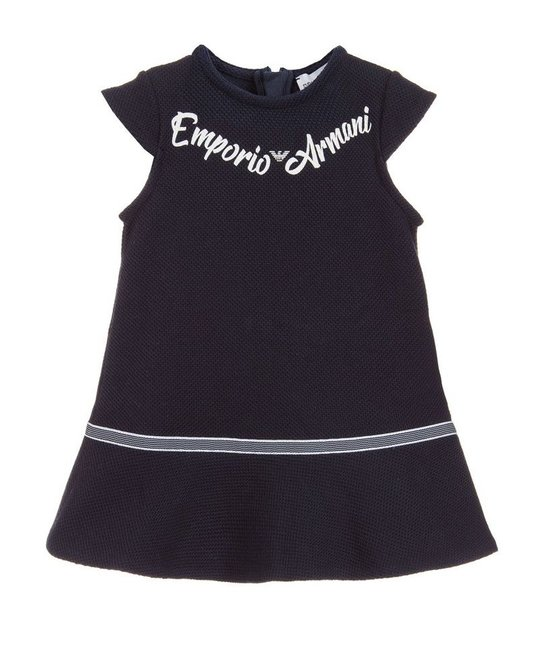 EMPORIO ARMANI EMPORIO ARMANI BABY GIRLS DRESS