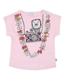 LITTLE MARC JACOBS GIRLS TEE SHIRT