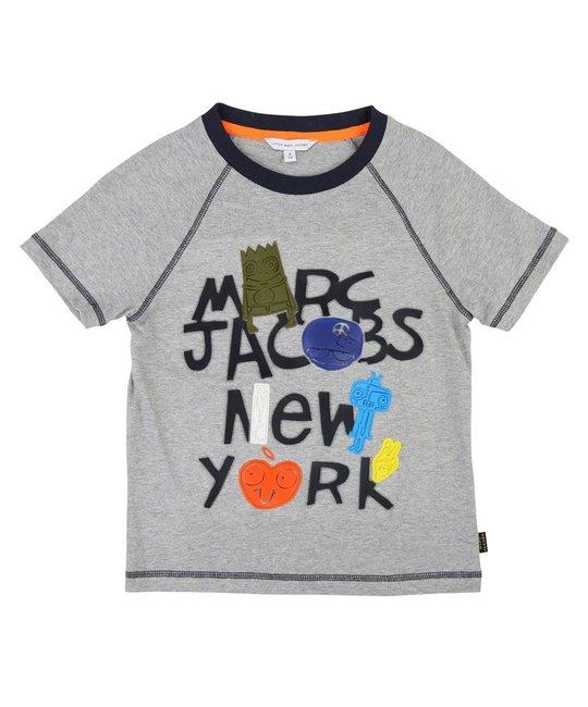 LITTLE MARC JACOBS LITTLE MARC JACOBS BOYS TEE SHIRT