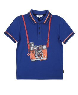 LITTLE MARC JACOBS BOYS POLO