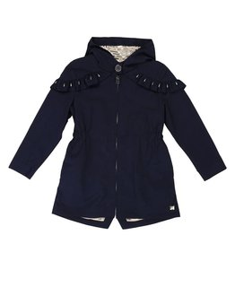 CARREMENT BEAU GIRLS RAINCOAT
