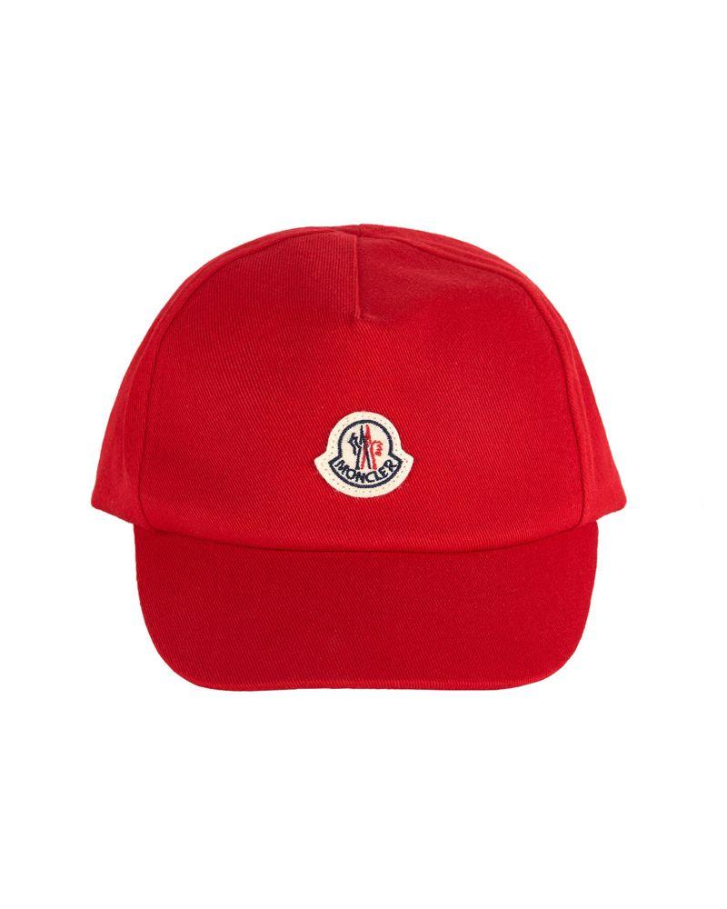 MONCLER MONCLER BABY BOYS HAT - Designer Kids Wear 080d5d2864d
