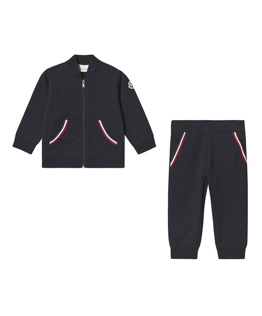 MONCLER MONCLER BABY BOYS TRACK SUIT