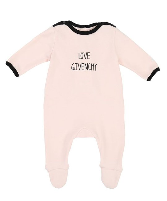 GIVENCHY GIVENCHY BABY GIRLS ONESIE