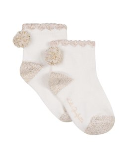 LILI GAUFRETTE BABY GIRLS SOCKS