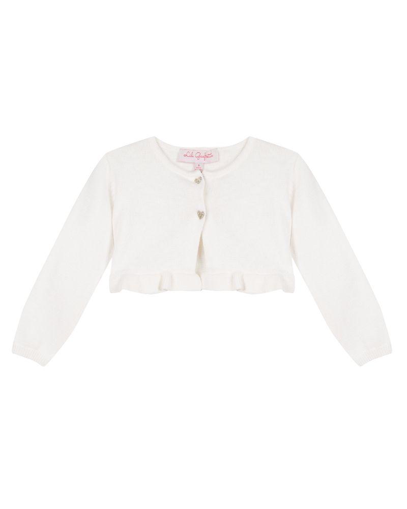 70118e2ababf LILI GAUFRETTE LILI GAUFRETTE BABY GIRLS CARDIGAN - Designer Kids Wear