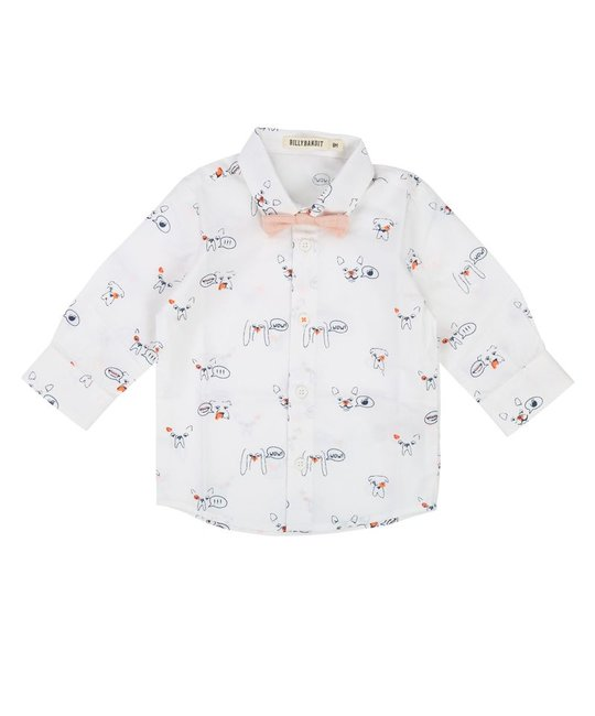 BILLYBANDIT BILLYBANDIT BABY BOYS SHIRT
