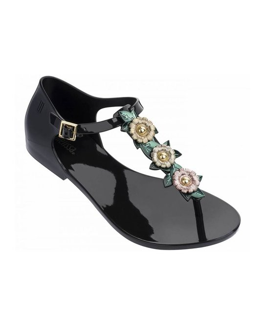 MINI MELISSA MINI MELISSA HONEY CHROME SANDALS
