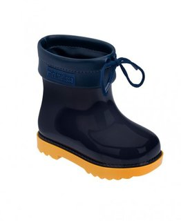 MINI MELISSA BOYS RAINBOOT