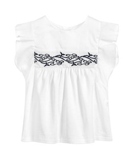 CHLOÉ BABY GIRLS TEE SHIRT