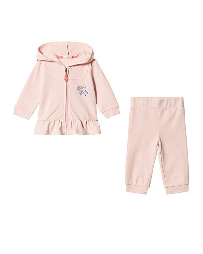 4454655fb0293c BILLIEBLUSH BILLIEBLUSH BABY GIRLS JOGGING SUIT - Designer Kids Wear