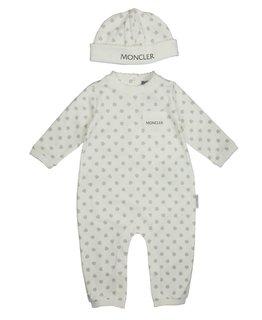 MONCLER BABY UNISEX ONESIE GIFT SET