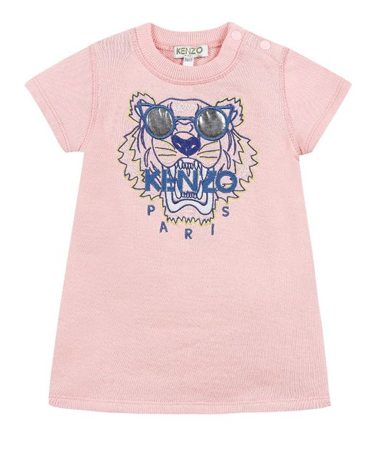 KENZO KIDS KENZO KIDS GIRLS DRESS