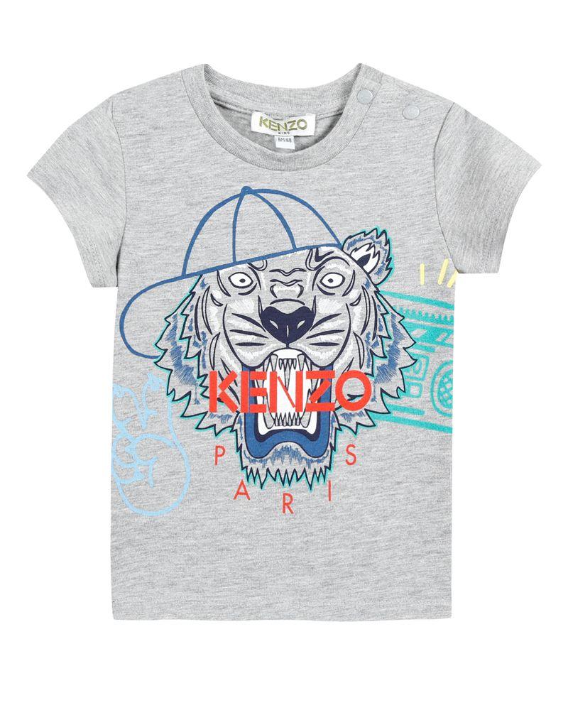 247571f5 KENZO KIDS KENZO KIDS BABY BOYS TEE SHIRT - Designer Kids Wear