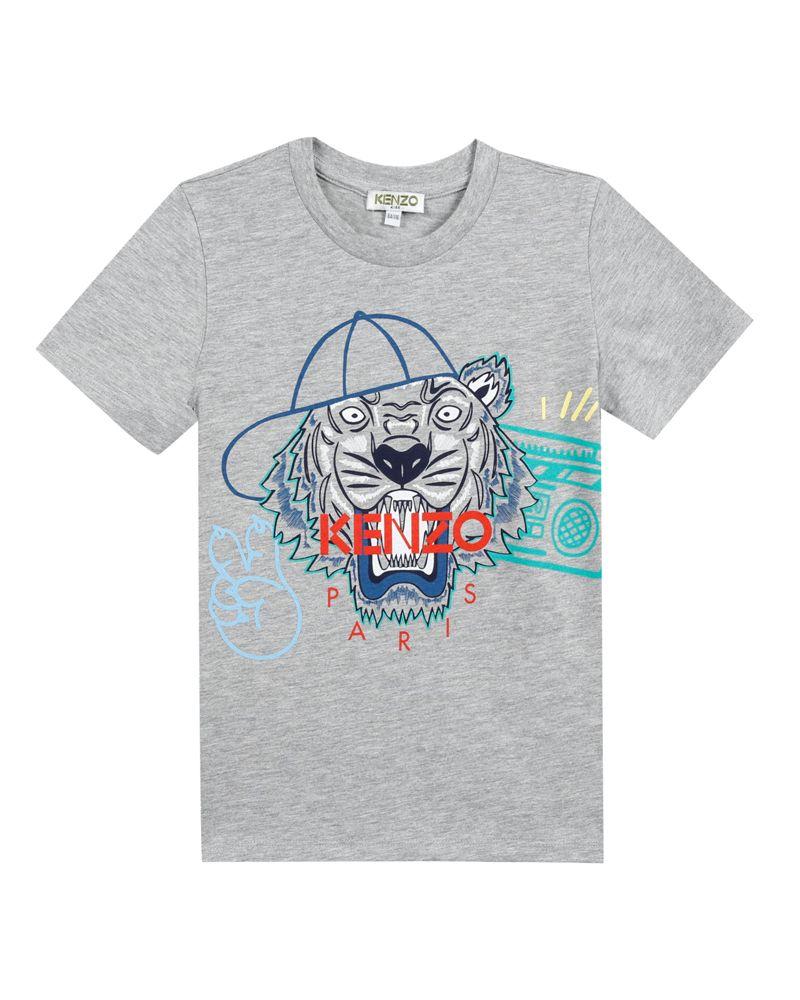 Tee Shirt Kids Boys Kenzo b6y7gfYv