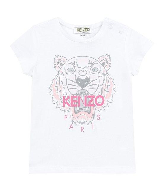 KENZO KIDS KENZO KIDS BABY GIRLS TEE SHIRT