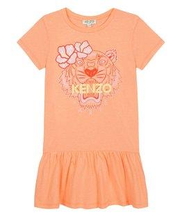 KENZO KIDS GIRLS DRESS