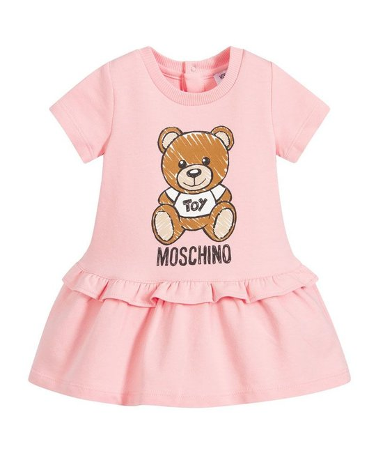 MOSCHINO MOSCHINO BABY GIRLS DRESS