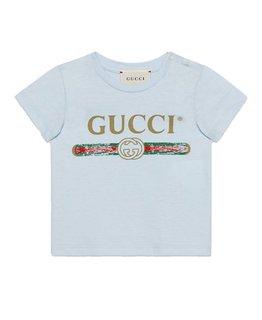 GUCCI BABY UNISEX TEE SHIRT
