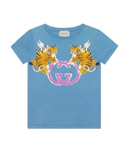 GUCCI GIRLS TEE SHIRT