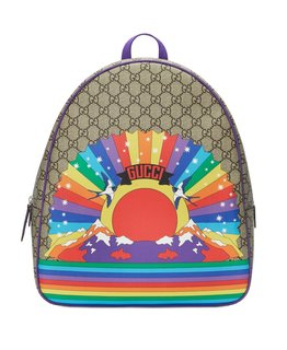 GUCCI RAINBOW BACKPACK