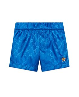 GUCCI BABY BOYS SWIM TRUNKS