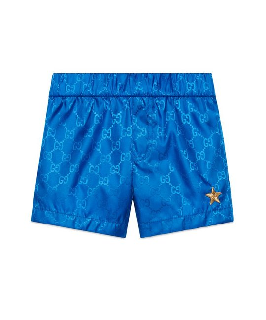 GUCCI GUCCI BABY BOYS SWIM TRUNKS