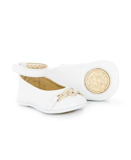 YOUNG VERSACE BABY GIRL FOOTWEAR